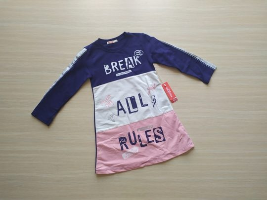 Туника Break All Rules 5 лет